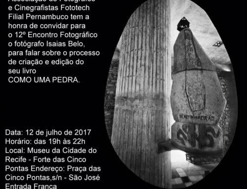 Fotógrafo Isaias Belo é o convidado de encontro da Fototech