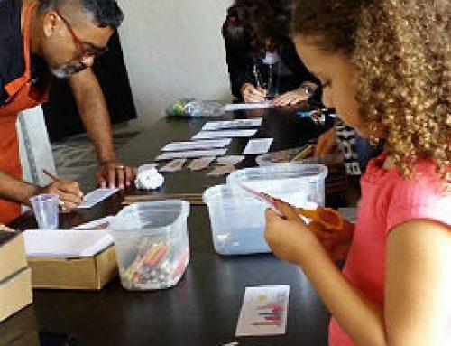 Garotada tem oficinas gratuitas este mês no Museu da Cidade do Recife