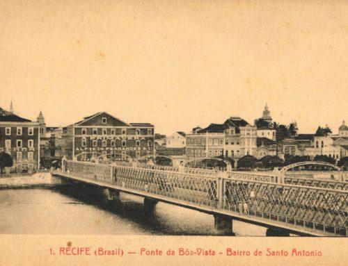 Enciclopédia Urbana do Recife e exposição de postais no Museu da Cidade do Recife