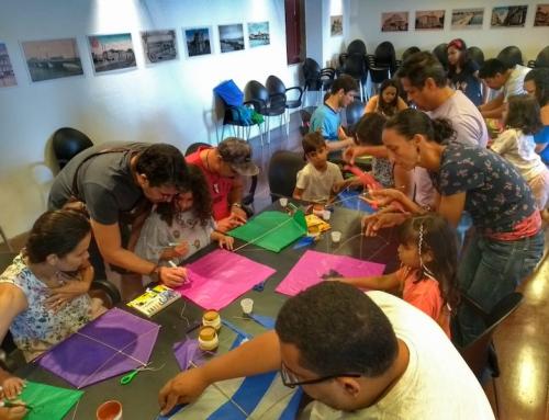 Museu da Cidade do Recife promove oficinas gratuitas para a garotada no mês de janeiro