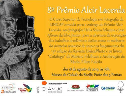 Entrega do Prêmio Alcir Lacerda e oficinas de fotografia neste fim de semana