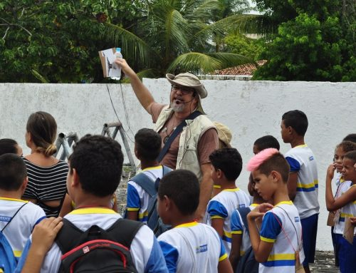Museu da Cidade celebra o aniversário do Recife com atividade para estudantes
