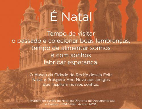 Mensagem aos amigos e parceiros do Museu