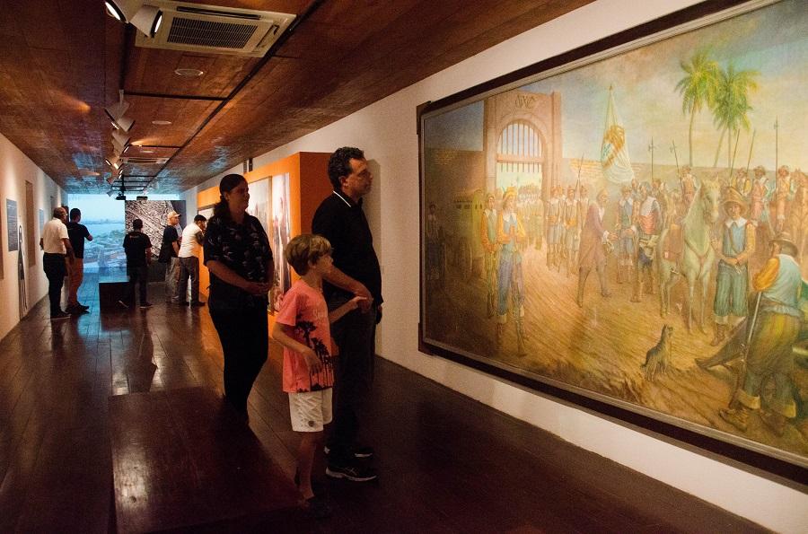 Museu da Cidade do Recife é opção de lazer no feriadão da Semana Santa