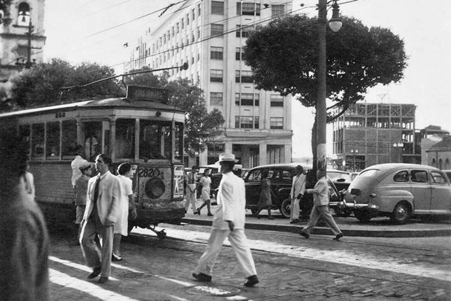 Fotos do Recife das décadas de 40 e 50 à venda no Museu da Cidade