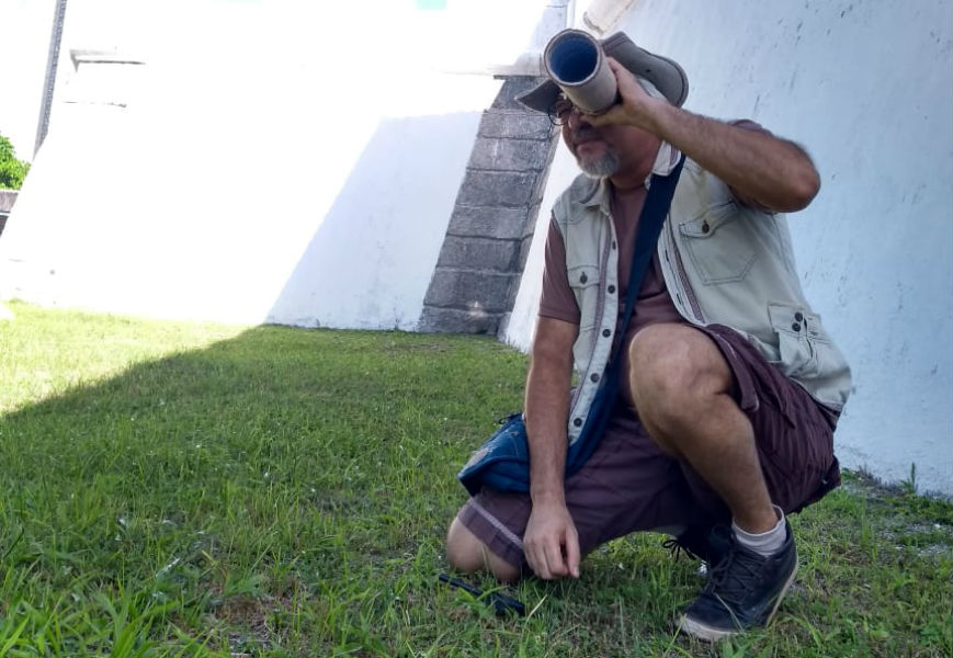 """Museu da Cidade celebra aniversário do Recife com atividade """"Eu Sou o Forte"""""""