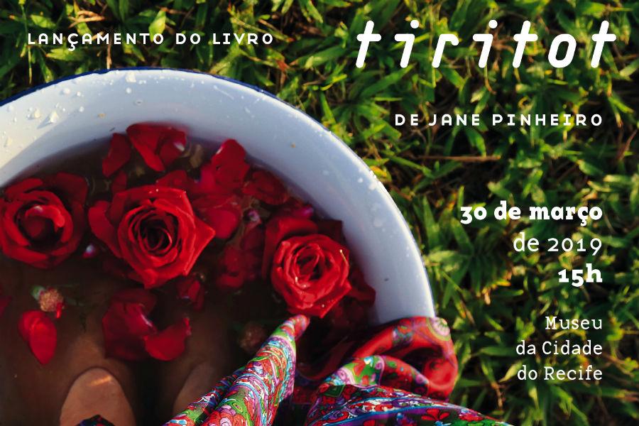 Livro Tiritot será lançado neste sábado no Museu da Cidade do Recife