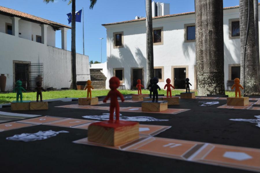 Museu da Cidade do convida garotada para desafio em jogo de tabuleiro gigante neste domingo