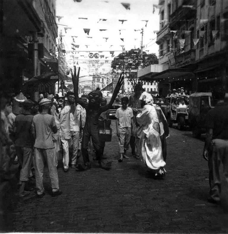 """Mostra fotográfica """"O Baile da Vida"""", no Museu da Cidade, é opção de lazer neste Carnaval"""